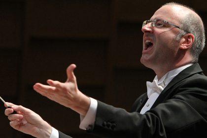 Musikdirektors Christian Letschert-Larsson