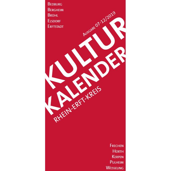 Kulturkalender 2-2019 Rhein-Erft-Kreis